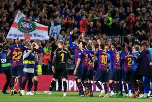 Jornada 35 FC Barcelona - Levante