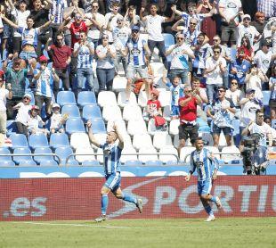 RC Deportivo - Cádiz CF.
