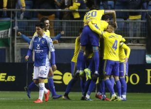 Cádiz CF - CD Tenerife.
