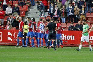 Jornada 29 Sporting - Almería