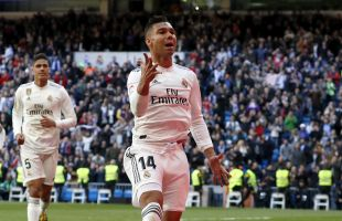 Real Madrid - Girona FC.