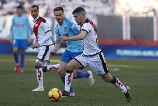 Jornada 24 Rayo - Atlético