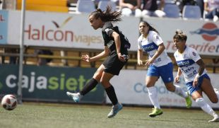 UD Granadilla Tenerife Egatesa - Málaga CF.