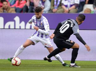 Jornada 31 Valladolid - Sevilla