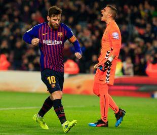 Jornada 24 FC Barcelona - Valladolid