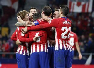Atlético de Madrid - Girona FC.