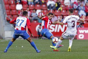 Jornada 40 Sporting - Albacete