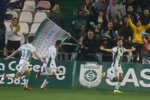 Córdoba CF - Granada CF.