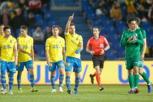 Jornada 26 Las Palmas - Sporting