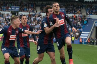 Real Sociedad - SD Eibar.