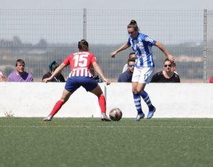 Sporting Huelva - At. Madrid Femenino. Sporting Puerto de Huelva - Atlético de Madrid Femenino