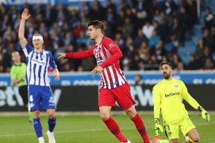 Jornada 29 Alavés - Atlético