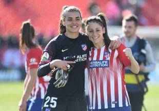 Semifinales-AT. MADRID FEMENINO-FC BARCELONA