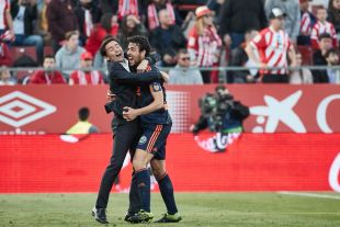 Jornada 27 Girona - Valencia