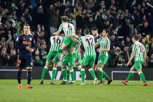 Real Betis - Valencia CF.