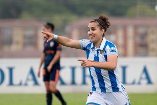 Real Sociedad - VCF Femenino.