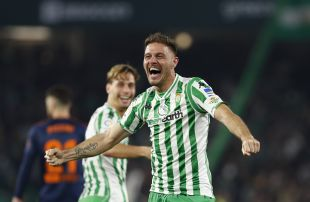 Semifinales - Ida Real Betis - Valencia CF