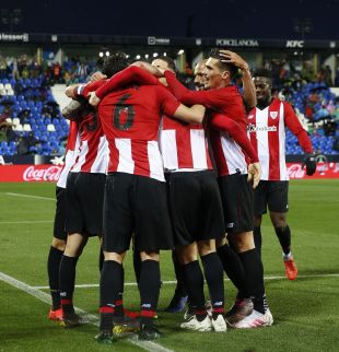 Jornada 34 Leganés - Athletic