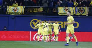 Jornada 24 Villarreal - Sevilla