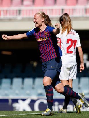 Jornada 29 FC Barcelona - Sevilla FC