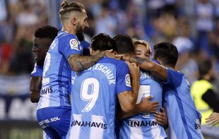 Jornada 38 Málaga - R. Oviedo