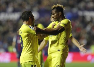 Jornada 27 Levante - Villarreal