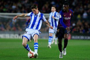Jornada 33 FC Barcelona - R. Sociedad