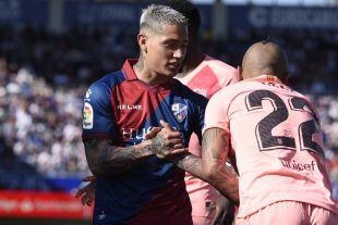 SD Huesca - FC Barcelona.