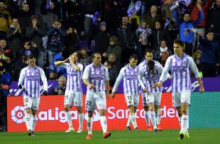 Jornada 34 Valladolid - Girona