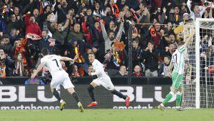 Semifinales - Vuelta Valencia CF - Real Betis