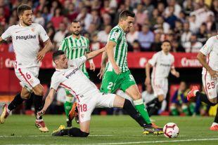 Jornada 32 Sevilla - R. Betis