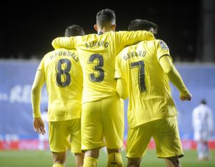 Jornada 34 R. Sociedad - Villarreal