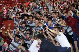 Jornada 41 Mallorca - Granada