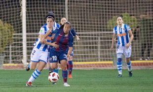 Jornada 21 Levante UD - Real Sociedad