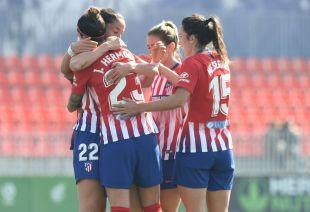Jornada 20 At. Madrid Femenino - Sevilla FC