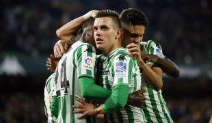 Jornada 31 R. Betis - Villarreal