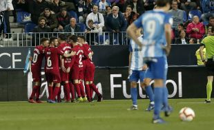 Jornada 29 Málaga - Osasuna
