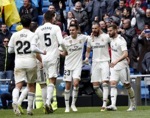 Real Madrid - SD Eibar.