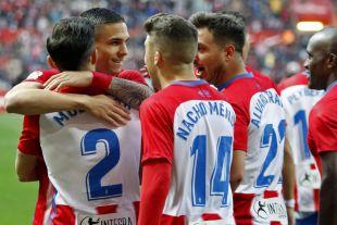 Jornada 34 Sporting - Granada