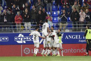 SD Huesca - SD Eibar.