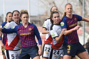 Jornada 20 Rayo Vallecano - FC Barcelona