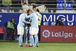 SD Huesca - RC Celta.