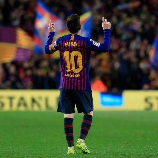 Jornada 31 FC Barcelona - Atlético