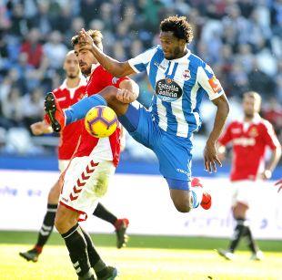 Jornada 26 Deportivo - Nàstic