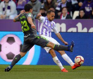 Jornada 29 Valladolid - R. Sociedad