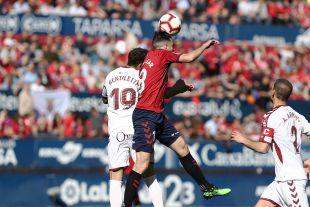Jornada 36 Osasuna - Albacete