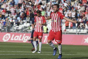 Jornada 34 Almería - Nàstic