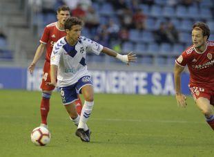 CD Tenerife - R. Zaragoza.