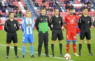 Jornada 36 Numancia - Deportivo