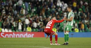 Jornada 35 R. Betis - Espanyol